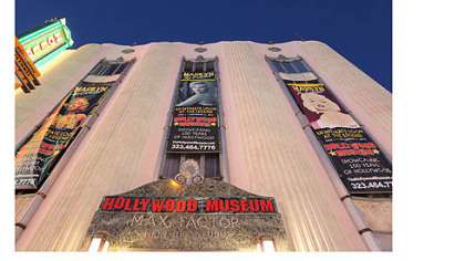 """Marilyn, The Exhibit"" at the Hollywood Museum has more than 1,000 items relating to her life."