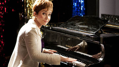Annie Potts stars in the Hallmark Channel original movie &quot;The Music Teacher,&quot; premiering at 9 p.m. Saturday.