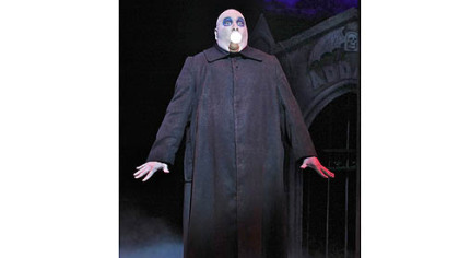 Blake Hammond as Uncle Fester.