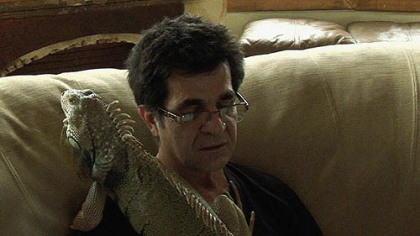 Iranian director Jafar Panahi&#039;s house arrest is depicted in &quot;This Is Not a Film,&quot; which was shot partially on an iPhone and smuggled out of the country.