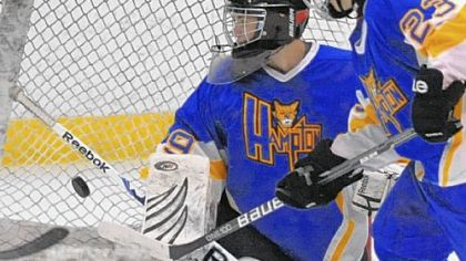 Hampton went 12-4-2 during the regular season in 2011-12 behind goalie Cam Raidna, who will return for this season.