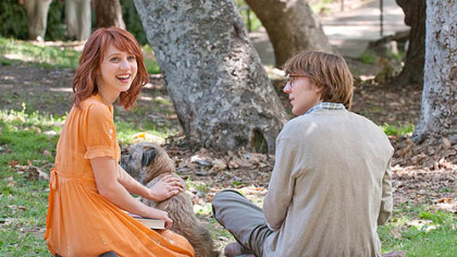 "Zoe Kazan is ""Ruby Sparks."""
