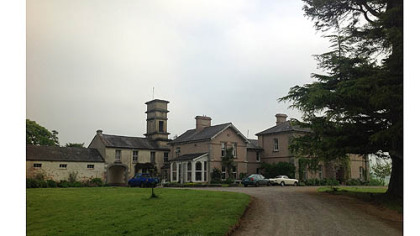 Rossnaree in Slane, County Meath, Ireland.