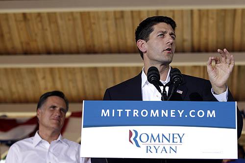 Romney, Ryan