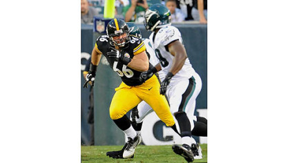 Rookie David DeCastro will remain the Steelers' starting right guard.