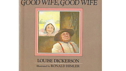 """Good Wife, Good Wife"" by Louise McClenathan (pen name Louise Dickerson), published in 1977."