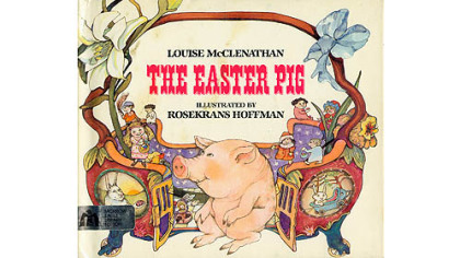 """The Easter Pig,"" published in 1982."