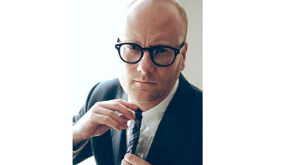 Mike Doughty will perform a free concert at South Park Amphitheater Friday.