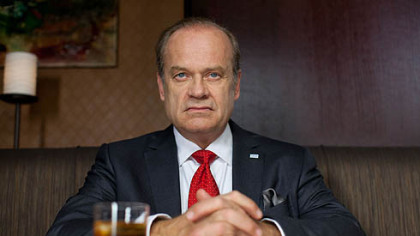"Kelsey Grammer as Mayor Tom Kane continues his machinations on ""Boss"" as it begins its second season Friday on Starz."